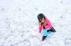 Child Falls on Ice accident